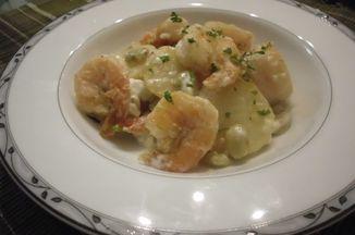 C3247f7f 87e7 48d0 a375 010aee15f0f7  shrimp potato with garlic lemon mayonnaise sauce