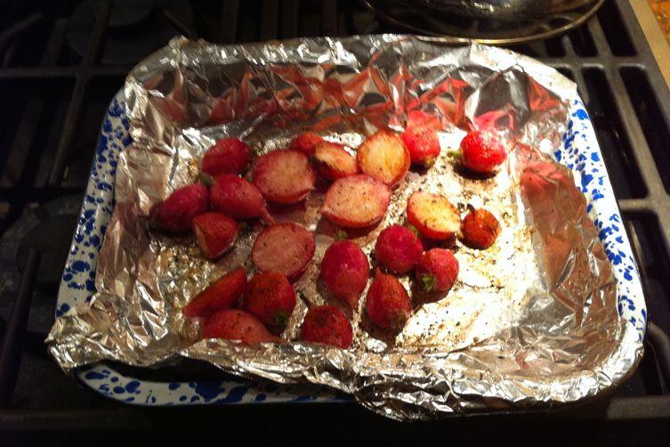 Simple Roasted Radishes Recipe on Food52