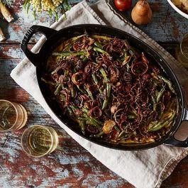 D432b060 e4e9 4cee 914e a0458a7a9f40  2016 0919 homemade green bean casserole bobbi lin 5826