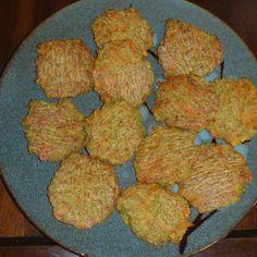 Baked Broccoli and Carrot Quinoa Patties