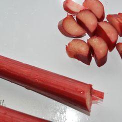 Ramp & Rhubarb Chutney