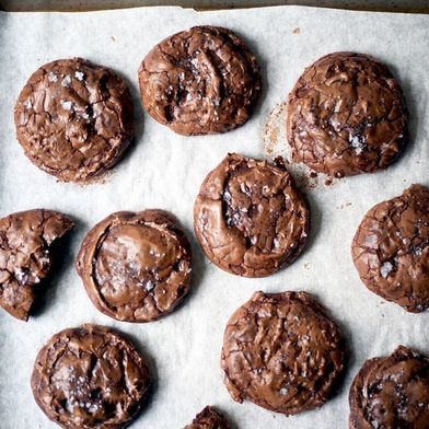 An Almost-Flourless Cookie That's Basically a Brownie