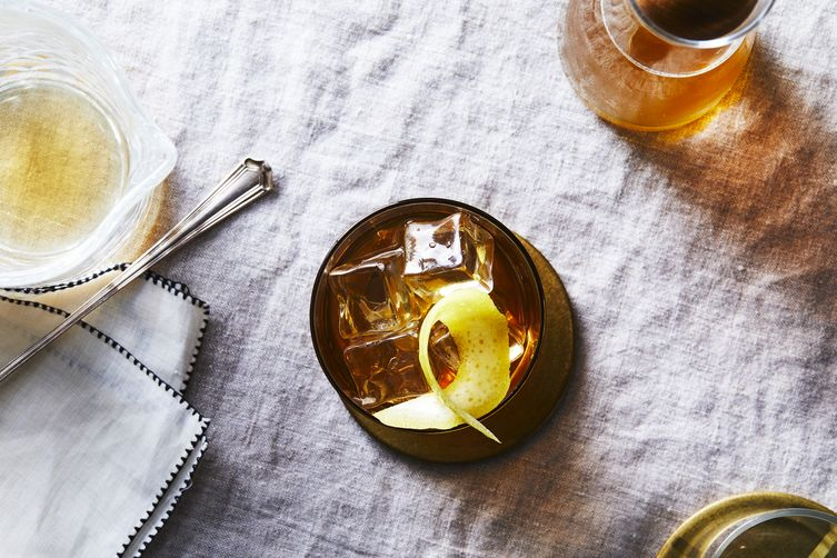 Scotch Old Fashioned