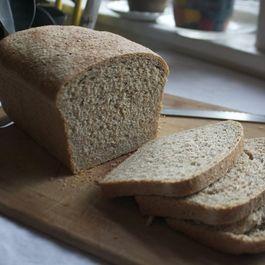 Yeasted Banana Sandwich Bread