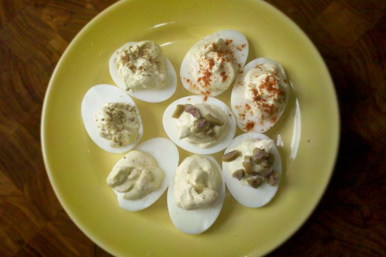 Deviled Eggs, Purgatory Edition