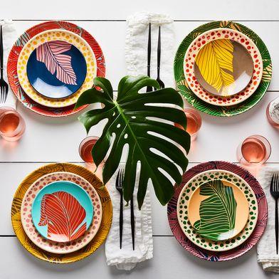 Isla Melamine Dinnerware