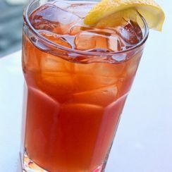 Basil Sweet Tea