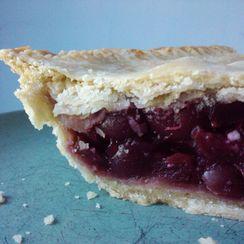 Teddy's Two-ingredient* Oil Pie Crust