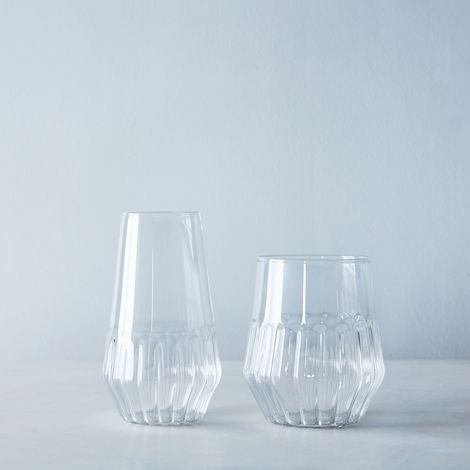 Mixed Glassware (Set of 2)
