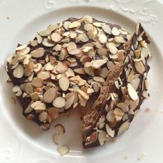 Chocolate-Covered Almond Halvah