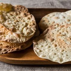 Carta Musica (Semolina Crackers)