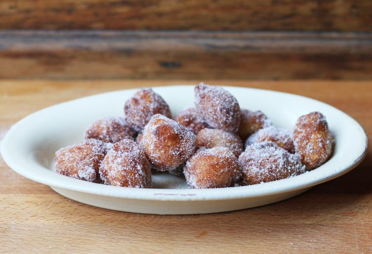 Tuscan Rice Fritters (Fritelle di Riso)