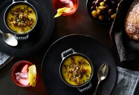 Crème Brûlée Goes Savory & We Realize What We've Been Missing All Along