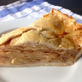 """Welcome Home"" Apple Pie"