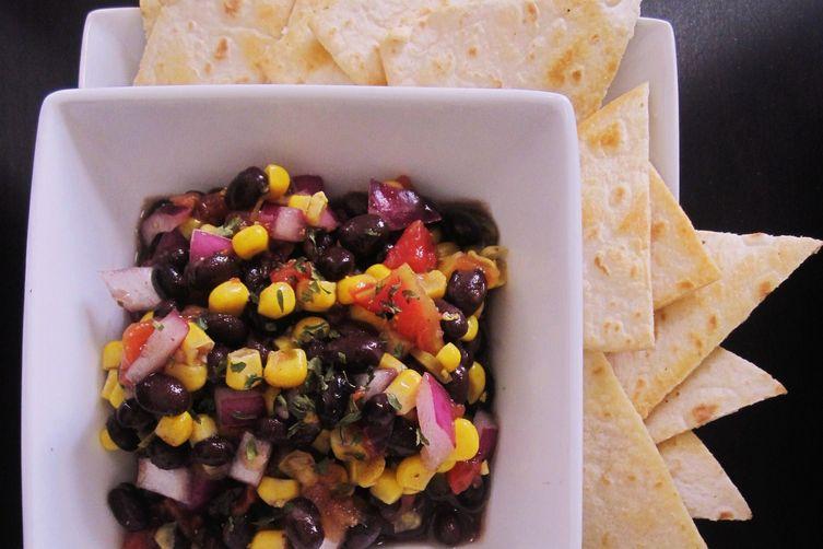 Bama Salsa and Chips