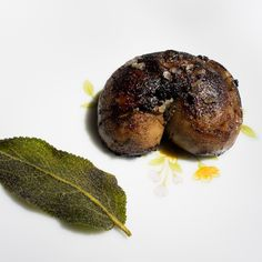 Grilled Lamb Kidneys with Crispy Sage