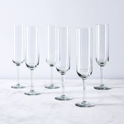 Ngwenya Recycled Glass Flutes