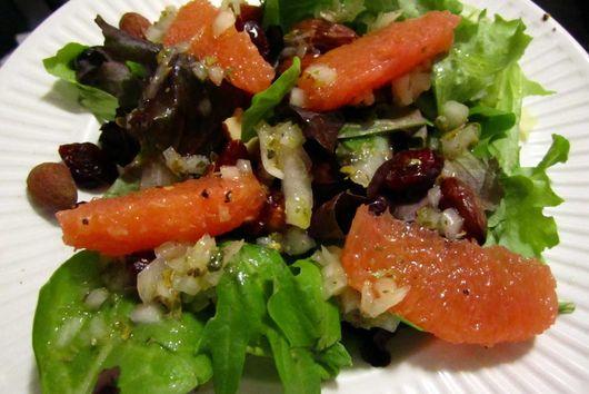The Gent's Winter Salad