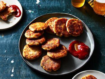 Fumbling Through Aunty Meera's Crispy Potato Cakes, 20 Years Later