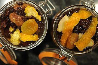 Goan Wedding Fruit Cake Recipe