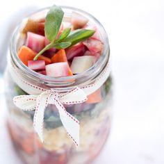 Summer Basil Beet Salad