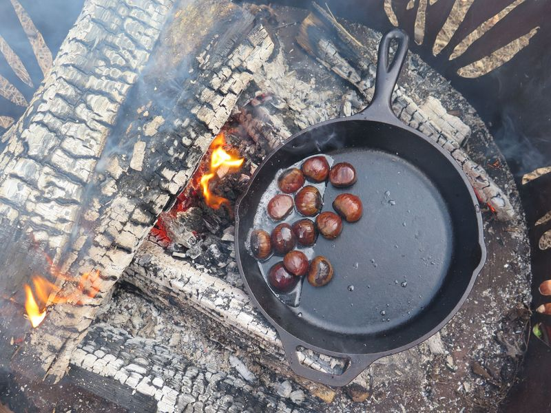 Roasting Chestnuts Over an Open Fire: The Tradition You Need to Start