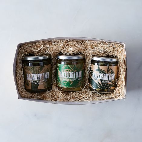 Blackberry Farm Pickle Trio