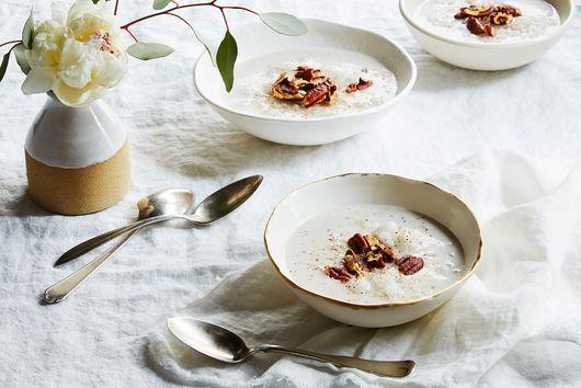 How Spiced Coconut Milk Pudding Came to Nigeria