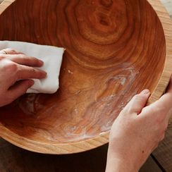 Make Furniture Scratches Disappear with This Nutty Hack