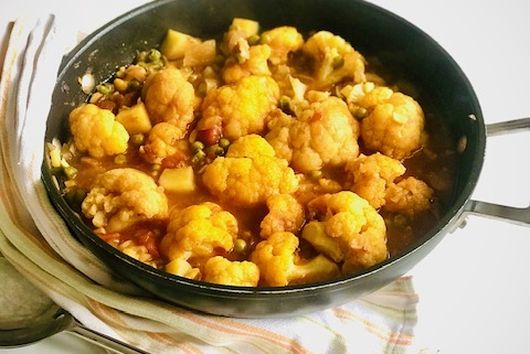 Cauliflower Curry
