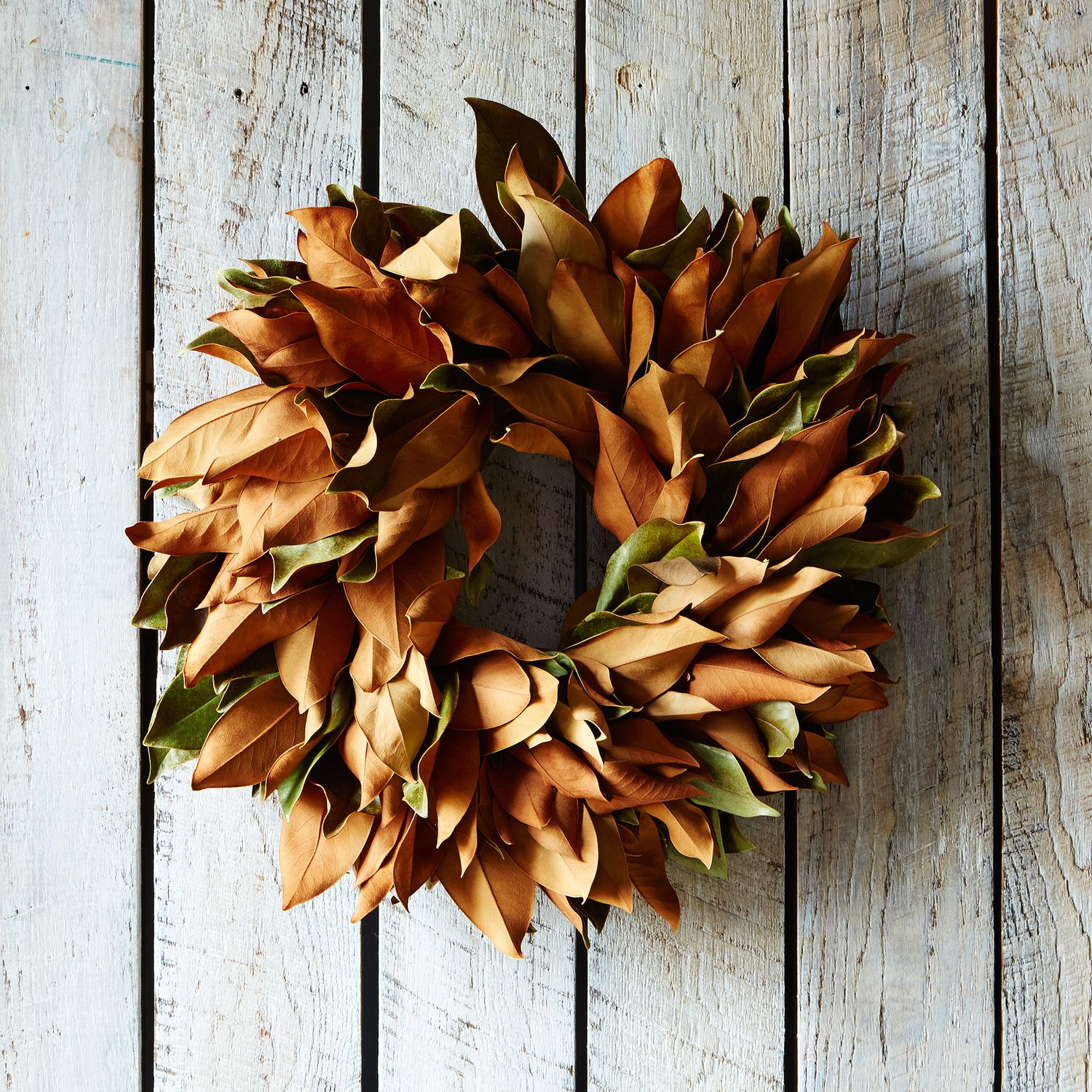 Magnolia Wreath on Food52
