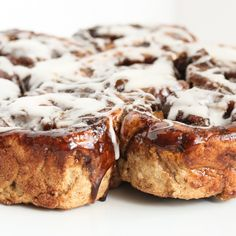 Chai-Spiced Apple Cinnamon Rolls