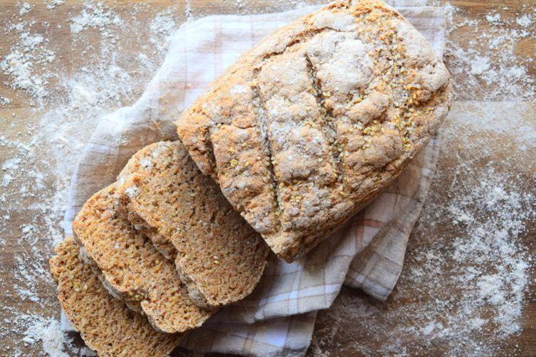 Wholemeal Spelt Bread