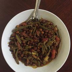 Kerala Chickpea Curry