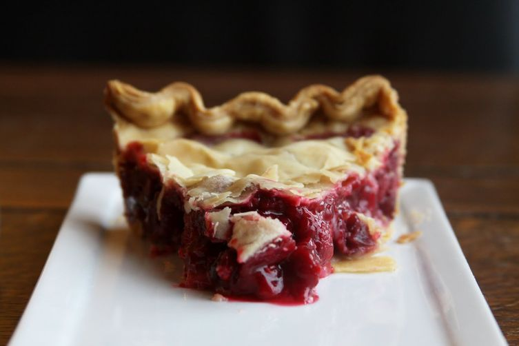 Cran Raspberry Pie