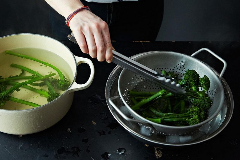 All About Blanching on Food52