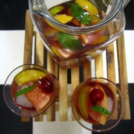 Tell-Me-A-Story Sangria