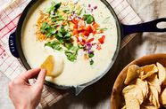 Classic Queso Blanco, Plus 3 Variations