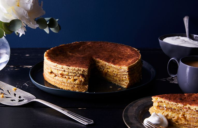 The Delicate, 7-Layer Goan Coconut Milk Confection You Need to Make Stat