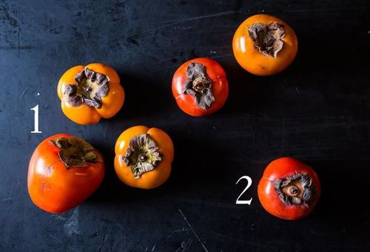 Down & Dirty: Persimmons
