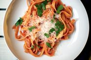 A No-Fuss, Pantry-Staple Pasta to Unwind With