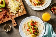 Start Your Day, Week, Life (!) with Breakfast Burritos