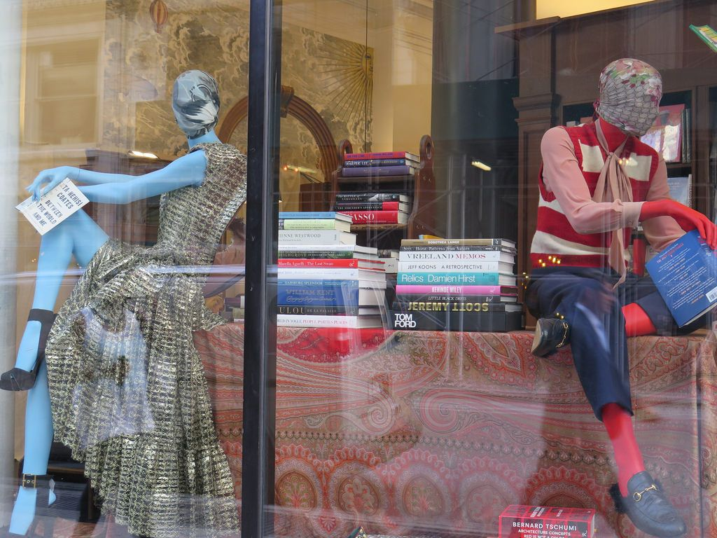 New Rizzoli Bookstore NYC