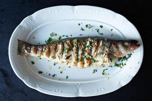 How to Clean, Prep, and Grill Fish + Shellfish