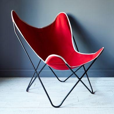 Steel Butterfly Chair
