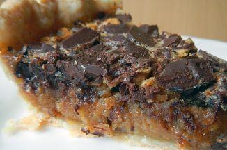 Dd830edd 0b01 44b4 9ad7 f6847f08878c  choc orange bourbon nut pie