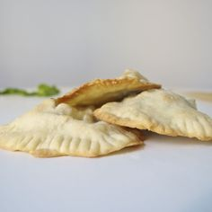 Spinach + Feta Hand Pies