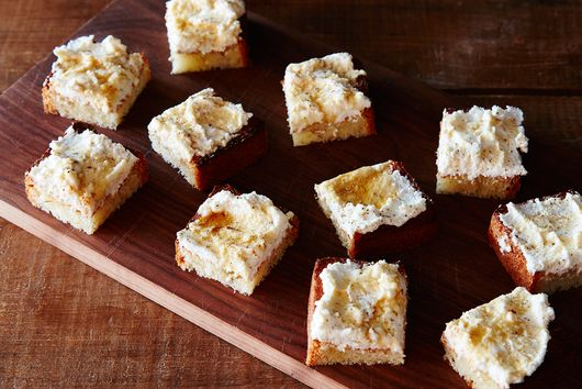 Fancy Ricotta Toast for Fancy Toast Naysayers (and Lovers, Too)