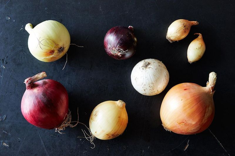 Stop Crying Over Chopped Onions