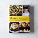 flour,too signed cookbook